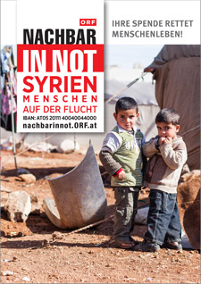Nachbar in Not - Syrien